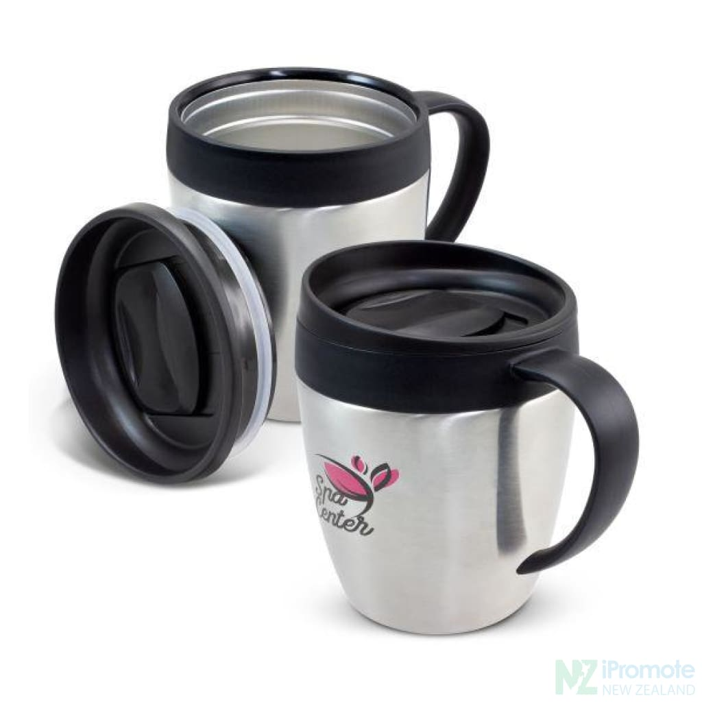 Sturdy 330Ml Stainless Steel Vacuum Mug Cups