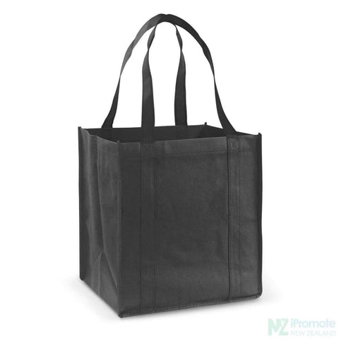 Image of Super Shopper Tote Bag Black Bags