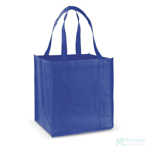 Image of Super Shopper Tote Bag Royal Blue Bags
