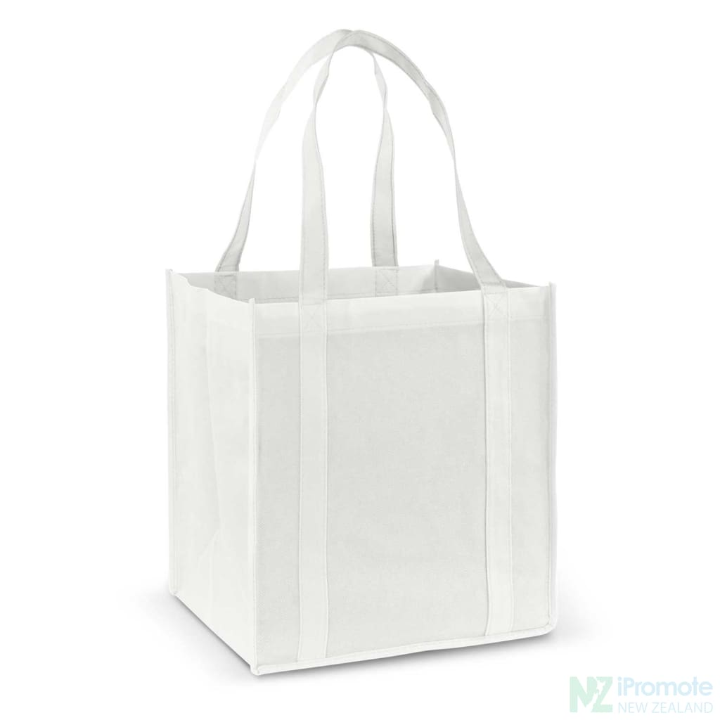 Super Shopper Tote Bag White Bags