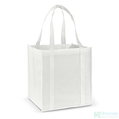 Image of Super Shopper Tote Bag White Bags