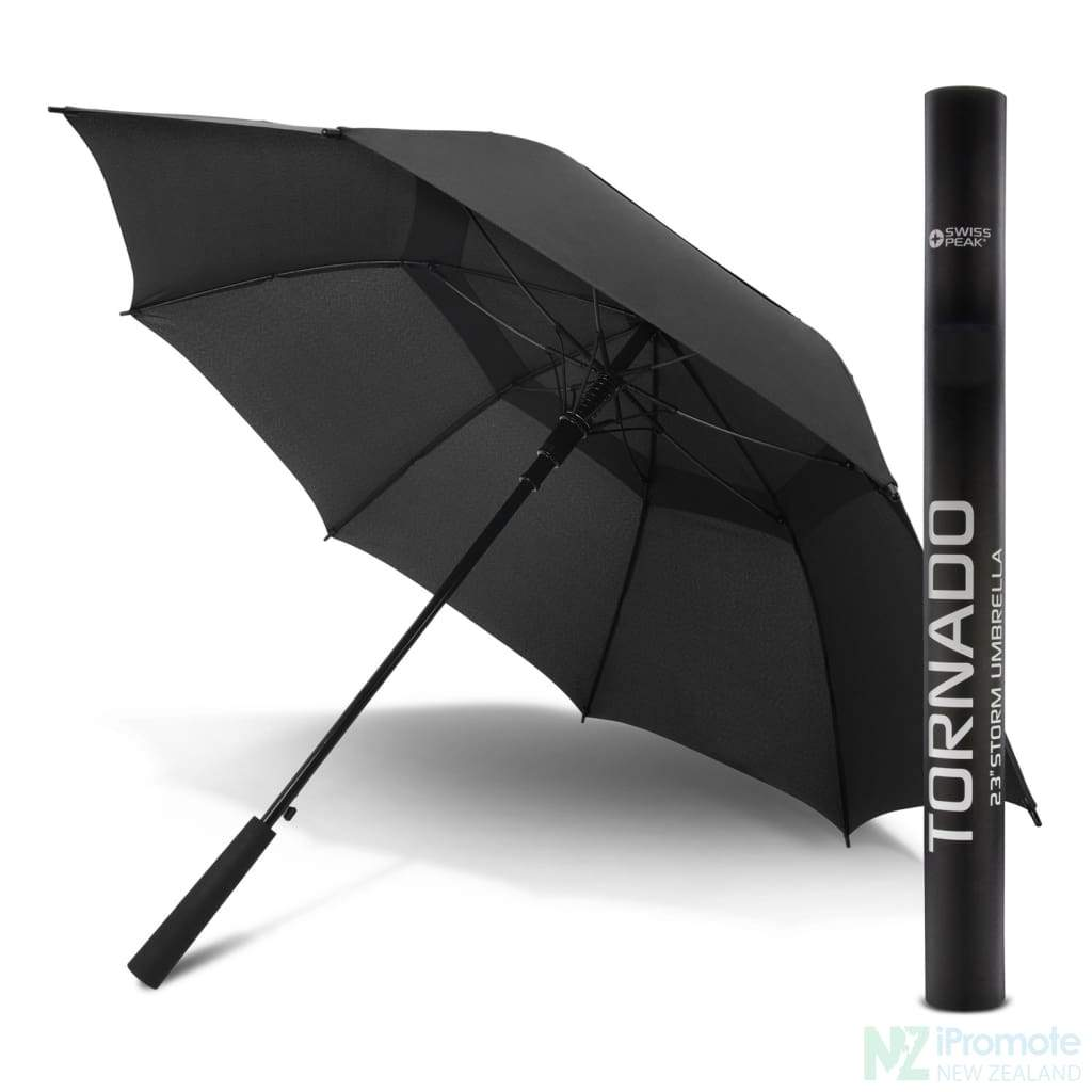 Swiss Peak Tornado Umbrella Umbrellas
