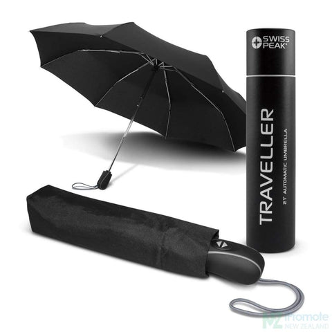 Swiss Peak Traveler Umbrella Umbrellas