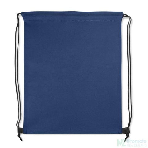 Tampa Drawstring Backpack Royal Blue Bag