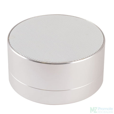 Tango Bluetooth Speaker Silver Speakers