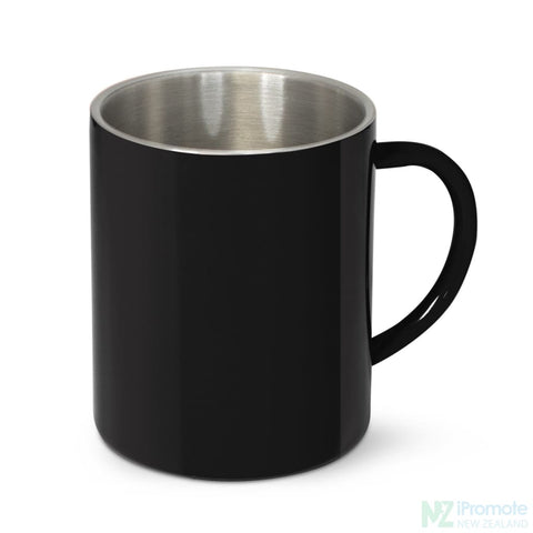 Thermax Coffee Mug Black Reusable Mugs