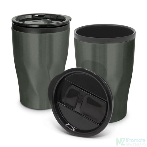 Image of Tornado Double Wall Cup Gunmetal Reusable Mugs