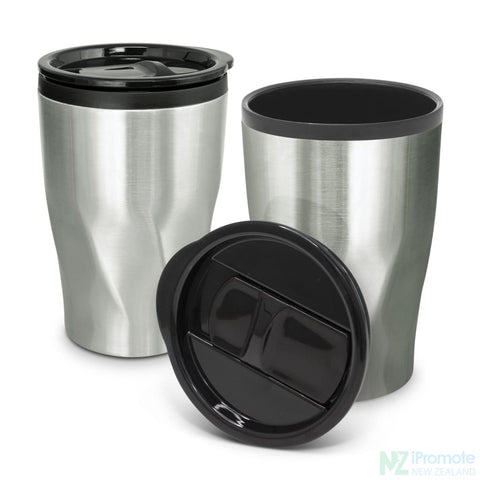 Image of Tornado Double Wall Cup Stainless Steel Reusable Mugs