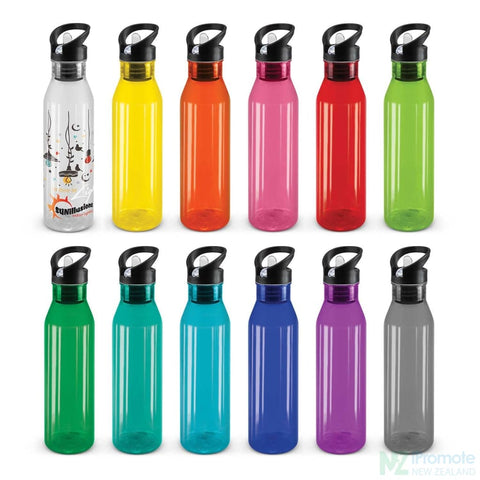 Image of Translucent Nomad Drink Bottle Plastic Bpa Free