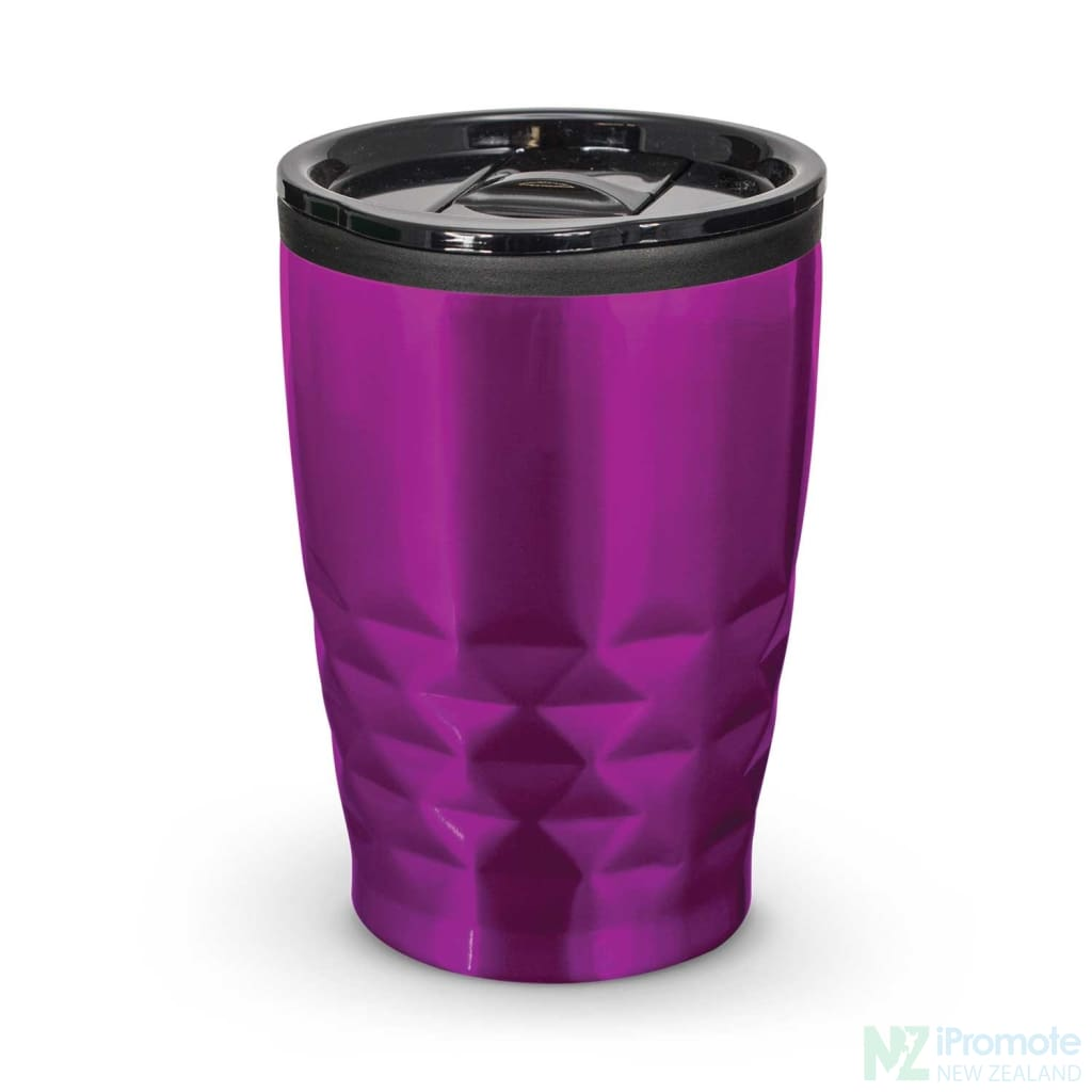Urban Coffee Cup Purple Reusable Mugs