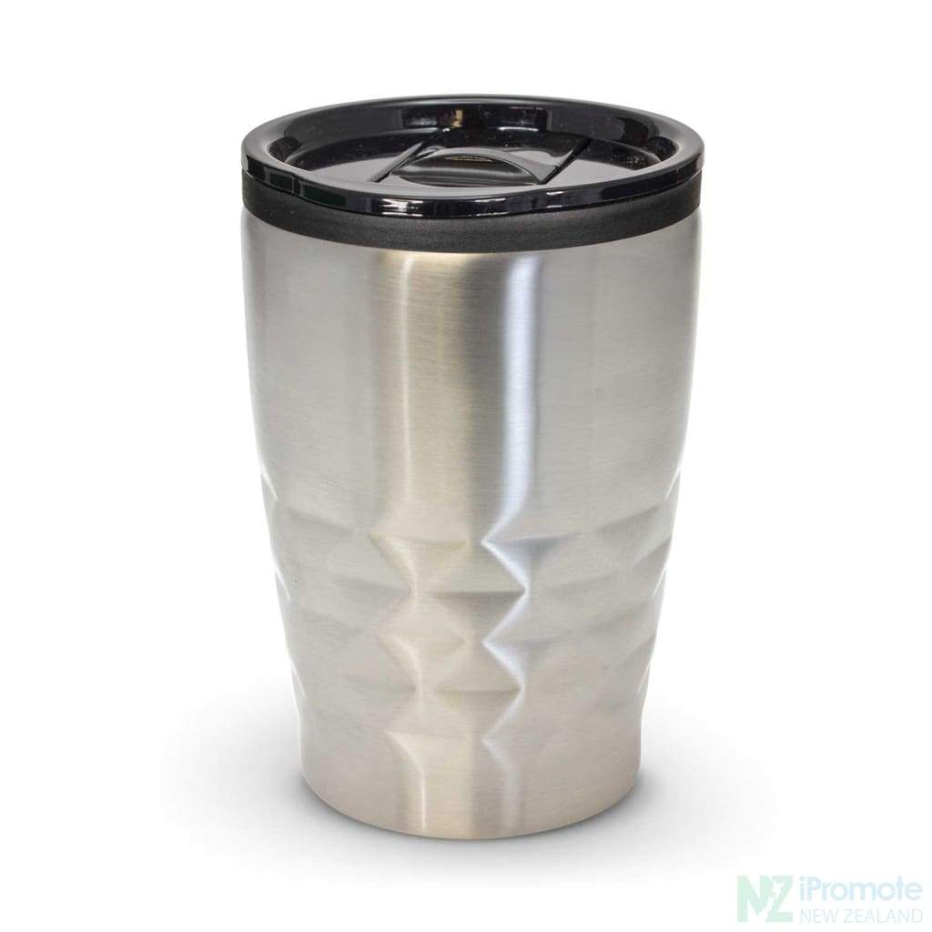 Urban Coffee Cup Silver Reusable Mugs