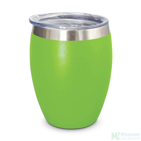 Image of Verona Vacuum Cup Bright Green Cups