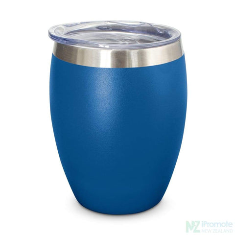 Image of Verona Vacuum Cup Dark Blue Cups