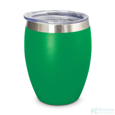 Image of Verona Vacuum Cup Dark Green Cups