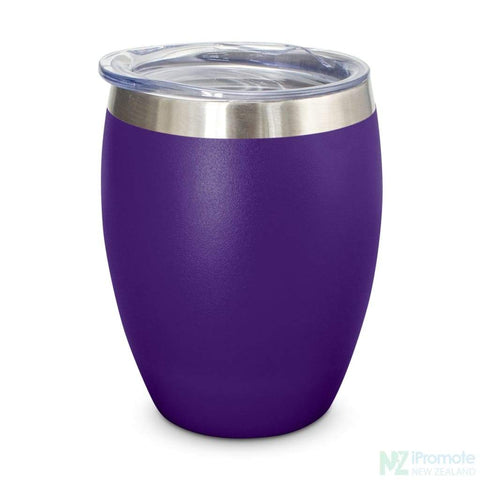 Verona Vacuum Cup Purple Cups
