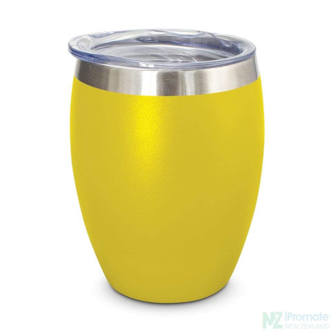 Verona Vacuum Cup Yellow Cups