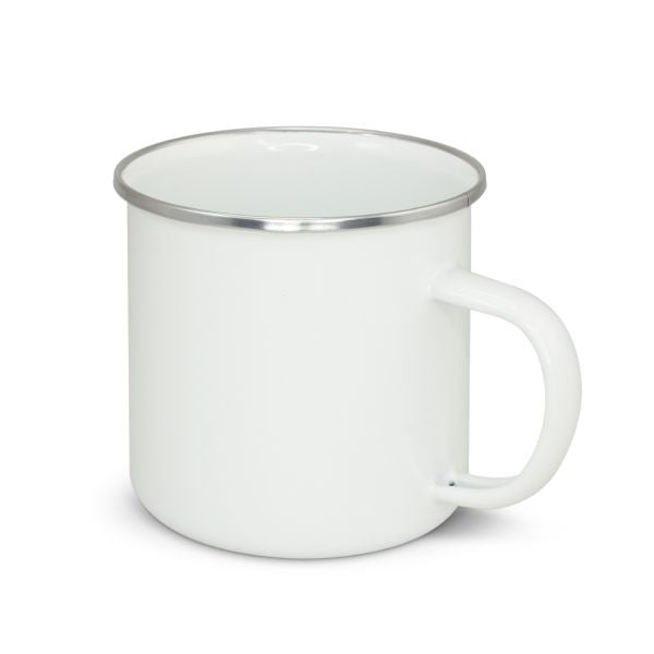 500ml Enamel Mug