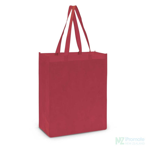 Image of Your Classic Tote Bag Burgundy Bags