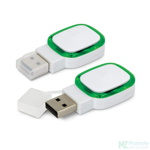 Zodiac Flash Drive Green Drives