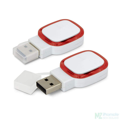 Zodiac Flash Drive Red Drives