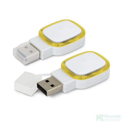 Zodiac Flash Drive Yellow Drives