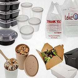 Take-Out Containers & Boxes Tags