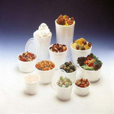 Foam Soup Containers