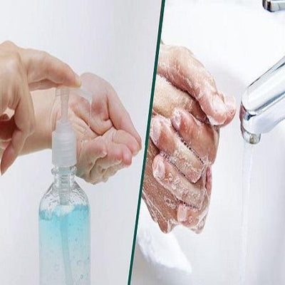 Hand Soap & Sanitizers