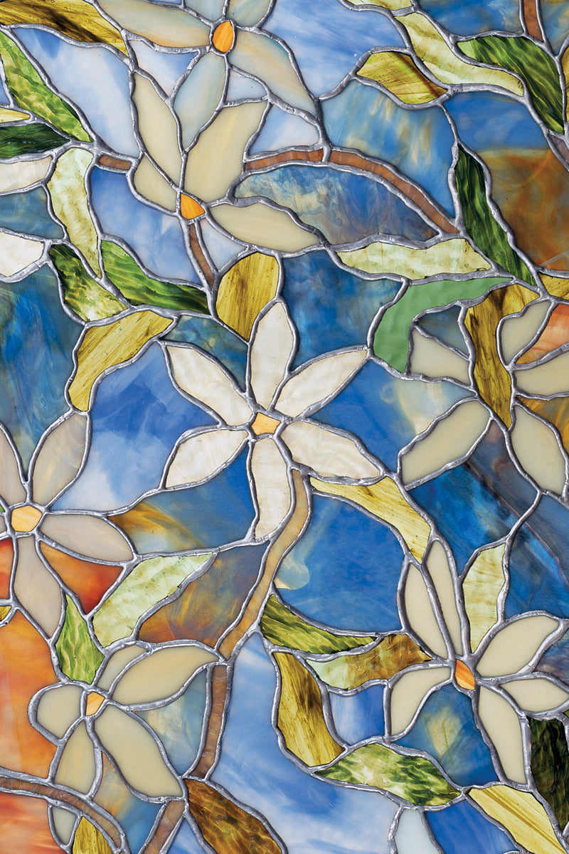 Artscape Clematis Window Film Product Detail Image