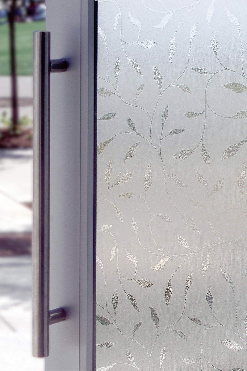 Artscape Etched Leaf Window Film Lifestyle Image