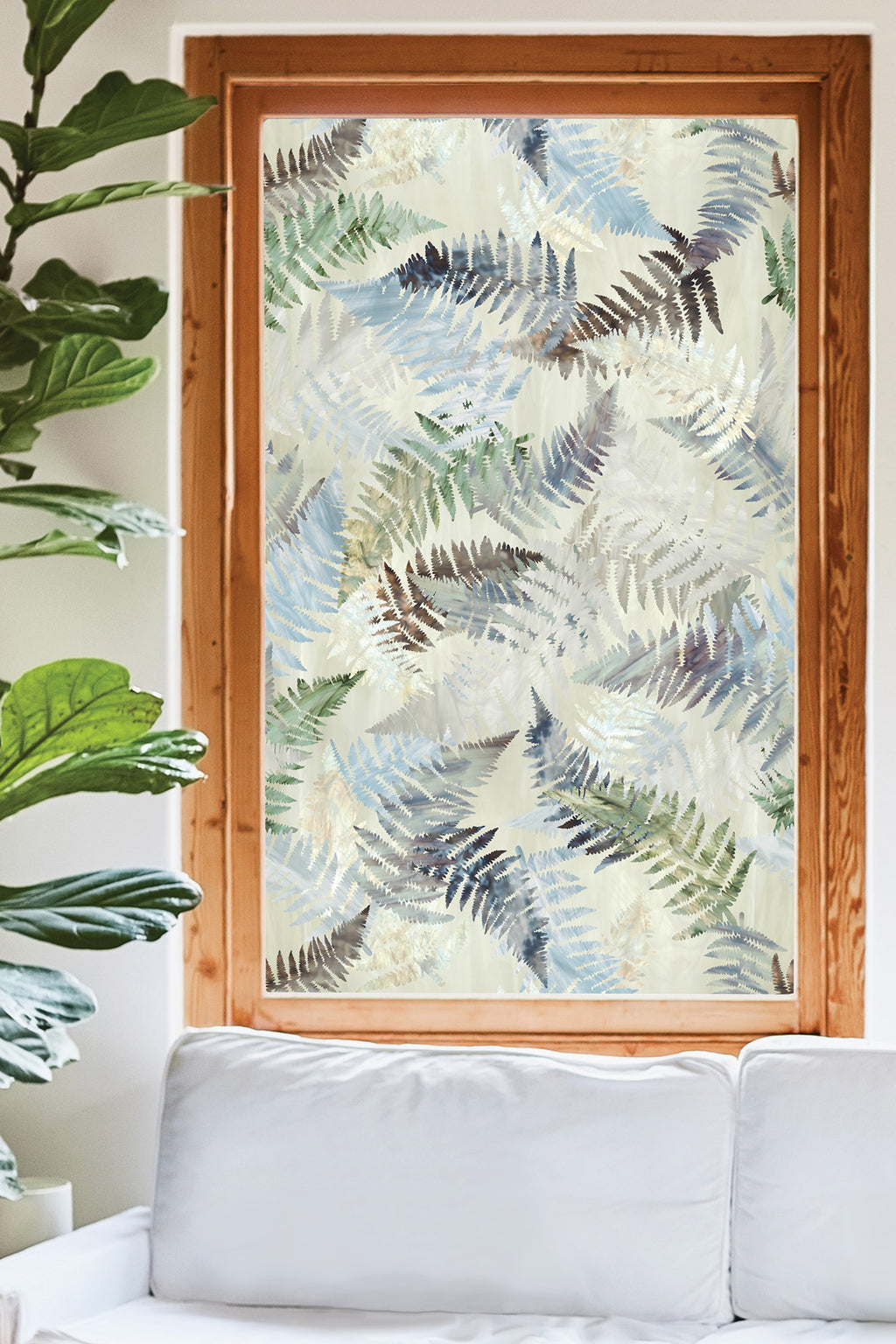 Artscape Fern Window Film Lifestyle Image