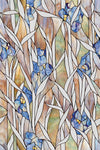 Artscape Iris Garden Window Film Product Image