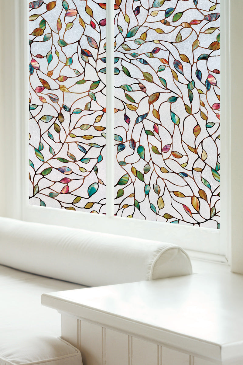 Artscape New Leaf Window Film Lifestyle Image
