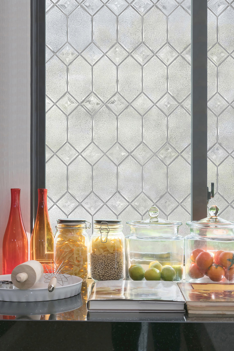 Artscape Old English Window Film Lifestyle Image