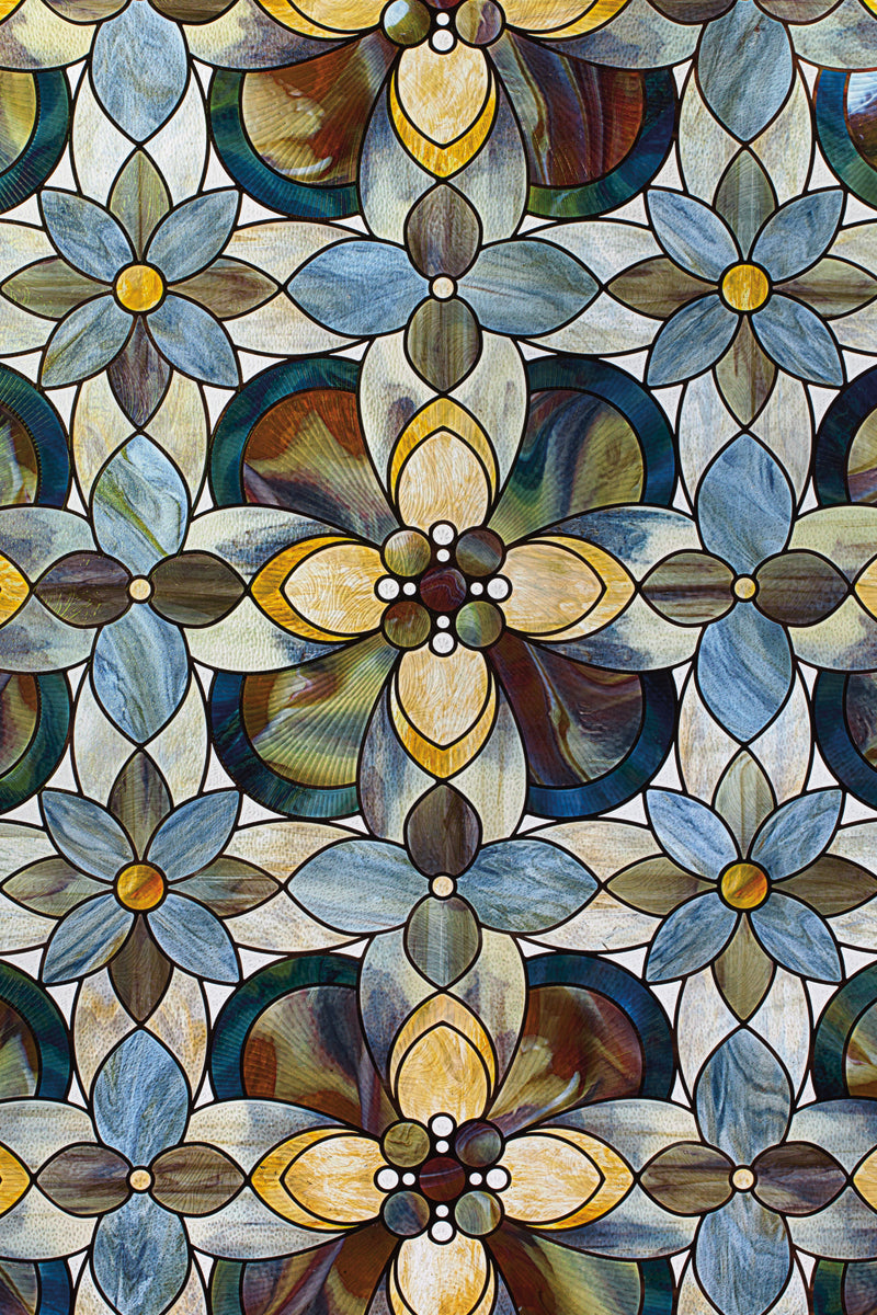 Artscape Quatrefoil Window Film Product Detail Image