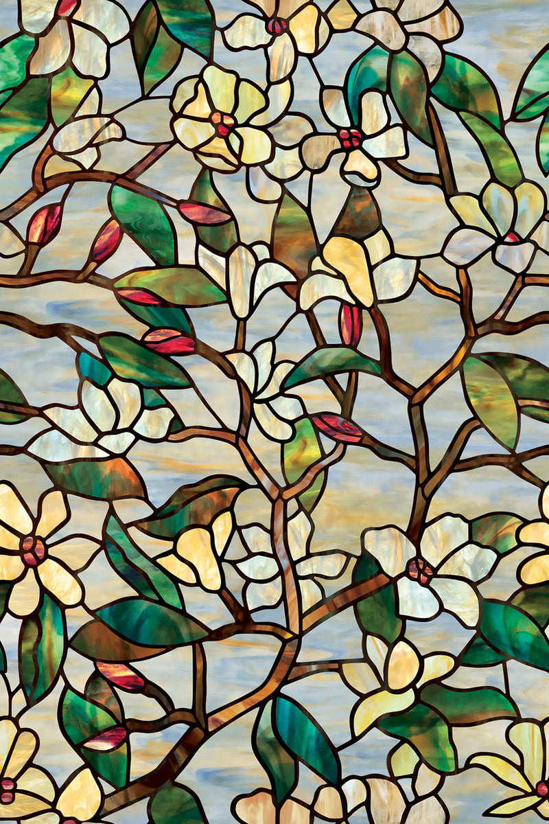 Artscape Summer Magnolia Window Film Product Image