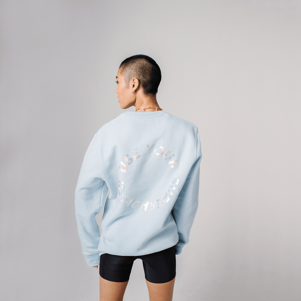 Use your Superpower Unisex Sweater