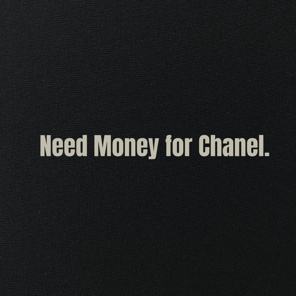 Need Money for Chanel - Emerald Berlin