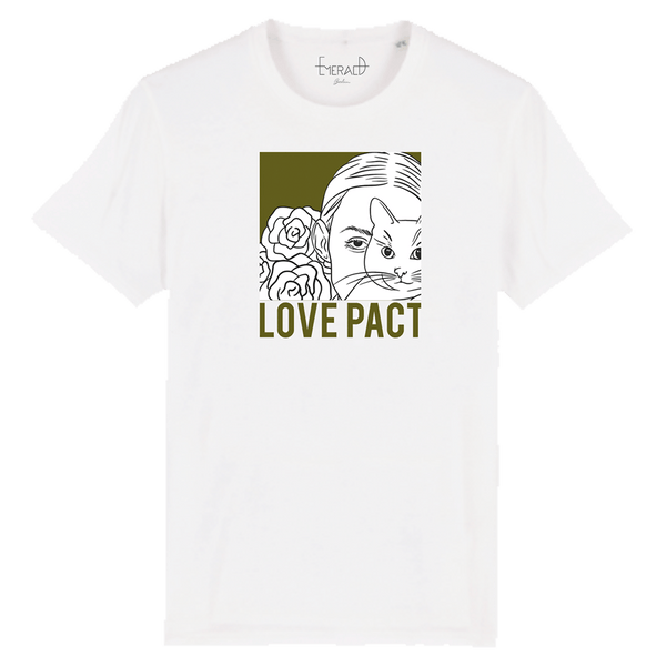 Bohemian_Daydreamer Love Pact Unisex T-Shirt
