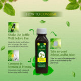 Litchi Aloevera Juice 1000ML