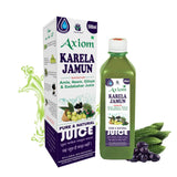 Karela Jamun Swaras 1000ml | For Skin & Hair | 100% Natural WHO GMP, GLP Certified Product