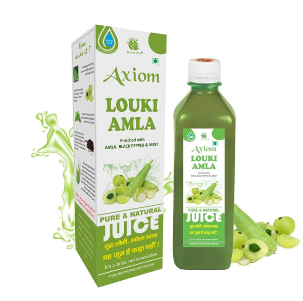 Loki Amla Swaras 1000ml Helps in Blood Pressure | Useful in Increase Eye Sight | Useful in Falling Hairs | WHO GLP,GMP,ISO Certified Product |