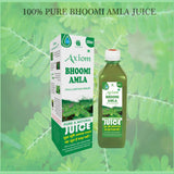 Bhoomi Amla Juice Helps In Liver Related Problems | Helps In Constipation | Boost Immunity | 100% Natural WHO-GLP,GMP, Certified Product |