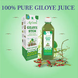 Giloye Juice Immunity Booster | WHO-GMP,GLP,ISO Certified 100 % Natural Products