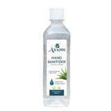 Axiom Hand Sanitizer 500ml- Enriched with Aloevera, Neem and Haldi