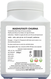 Axiom Madhuyasti Churna 100 gm | Healthy & Immunity Builder | Helps in cough & cold | Sore-throat and expectorant | 100% Natural WHO GMP GLP Certified Product