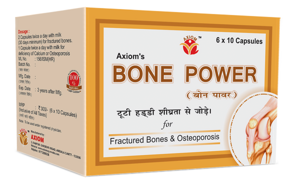 Bone Power 60 Capsules  (10x6)