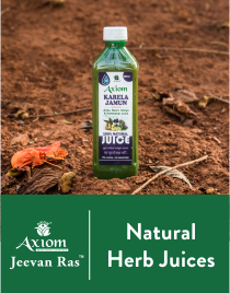 Real Ayurvedic Juice Therapy