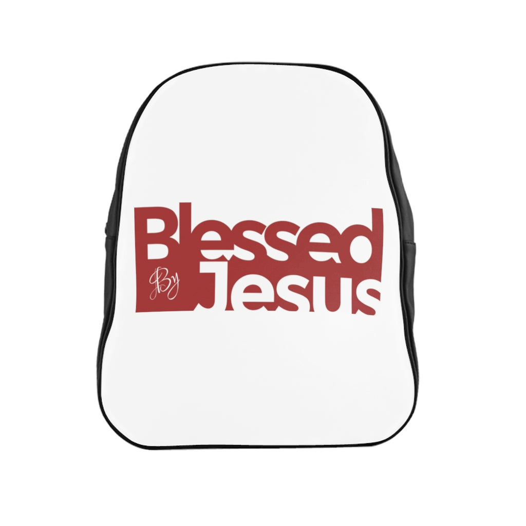 Blessed by Jesus - Must Have Backpack