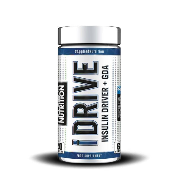 APPLIED NUTRITION I DRIVE INSULINE DRIVER 120 CAPS